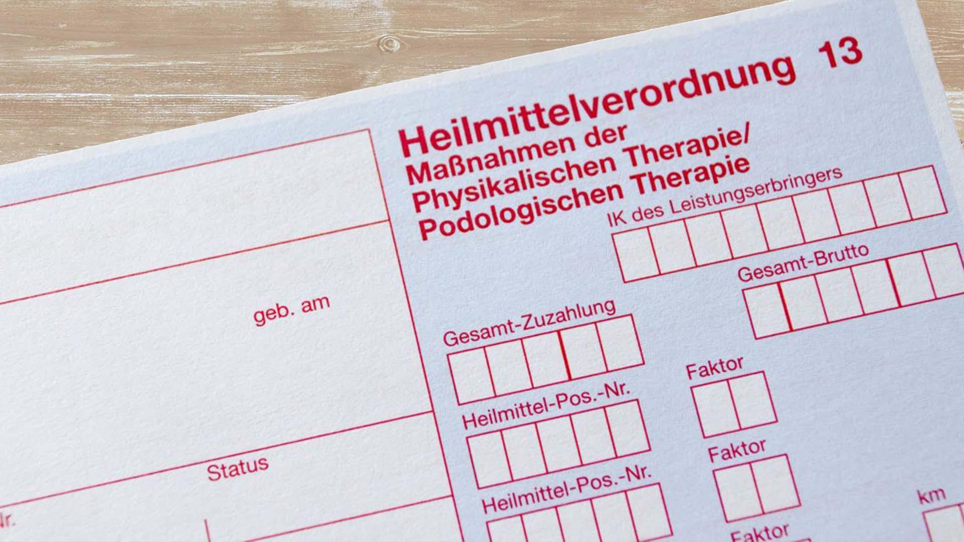 Die neue Heilmittel-Richtlinie: Mit diesen Änderungen müssen Physiotherapeuten in Zukunft rechnen