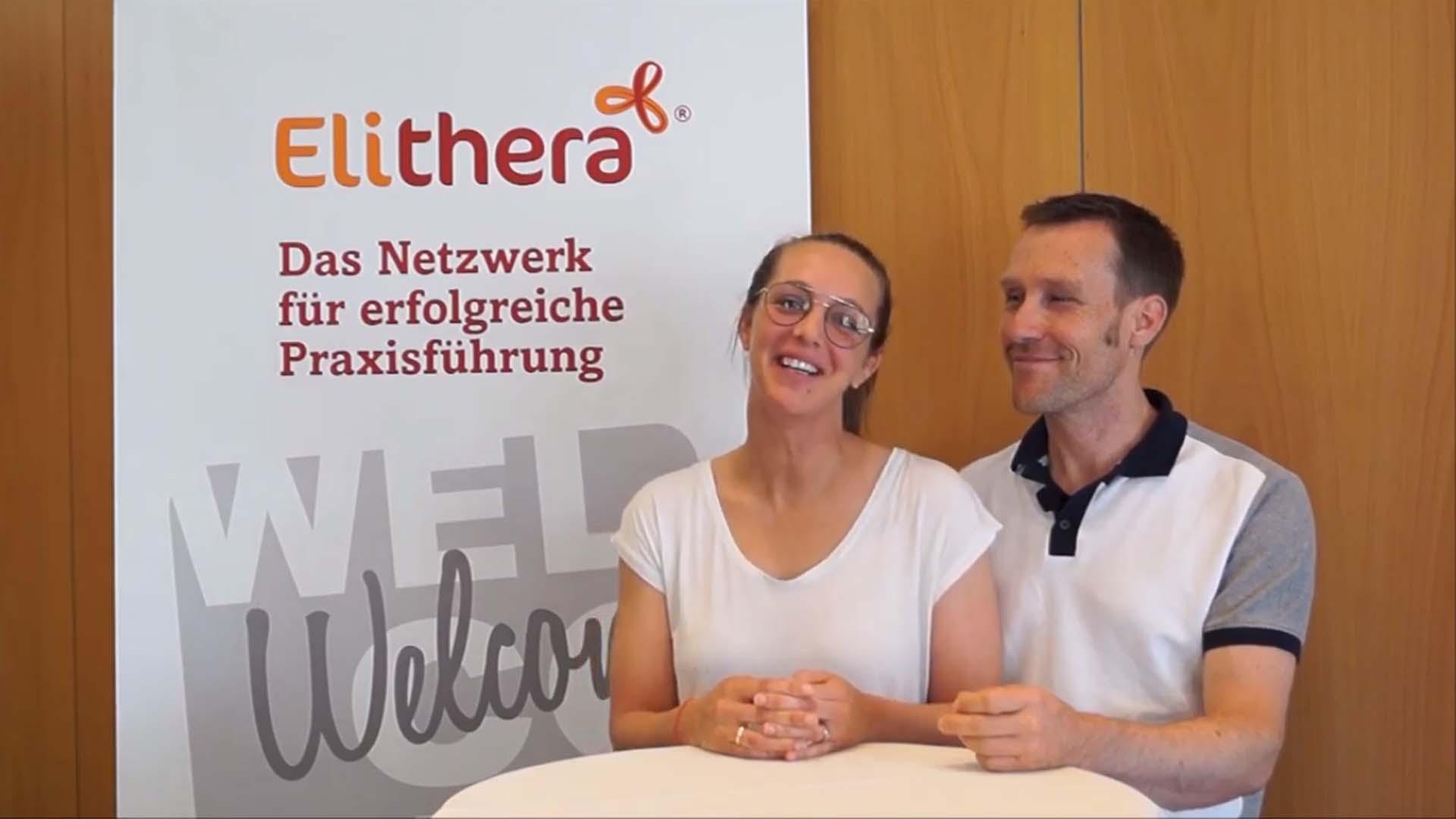 Erfolgsgeschichten mit Elithera: Interview Lizenz-Partner Ines und Jonas Scharpf