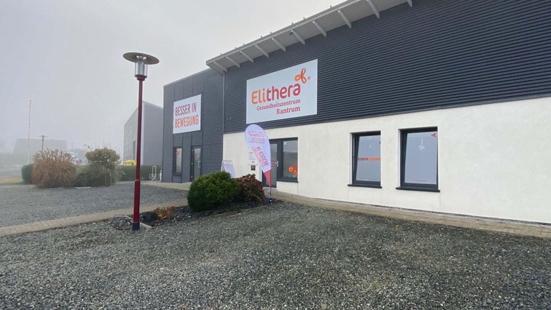 Neueröffnung Elithera Gesundheitszentrum Rantrum und Havixbeck