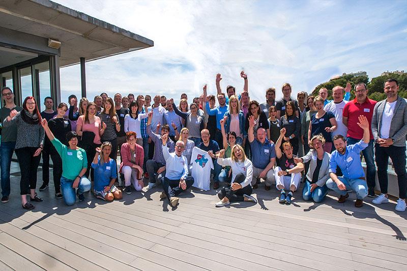 Elithera ERFA Tagung 2017 auf Mallorca
