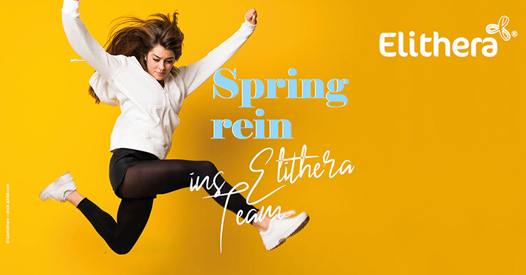 Spring rein ins Elithera Team!